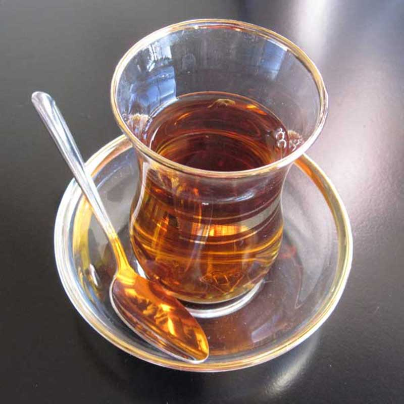 Turkish Tea Glass Set